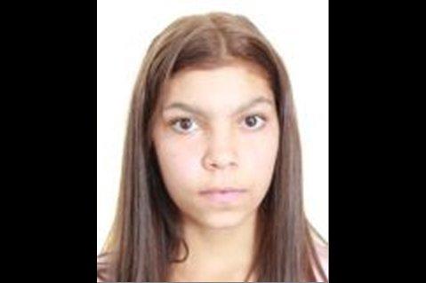 Eltűnt kiskorú lányt keresnek