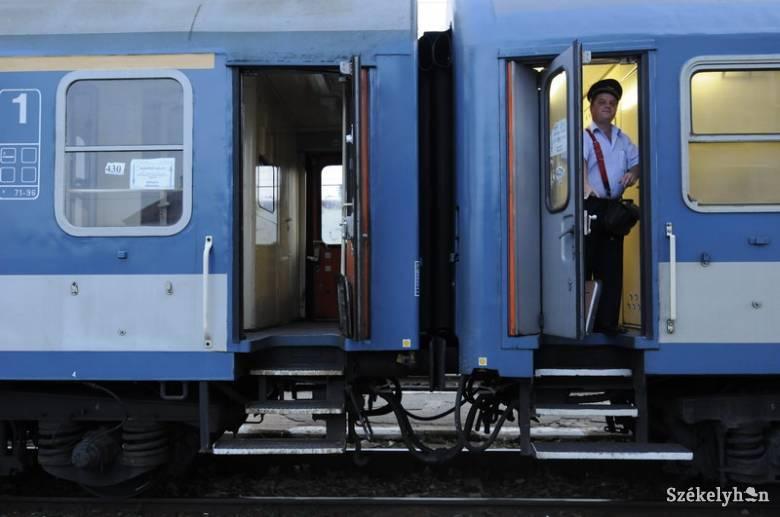 Ismét veszélyben a Marosvásárhely és Budapest közötti közvetlen vonatjárat