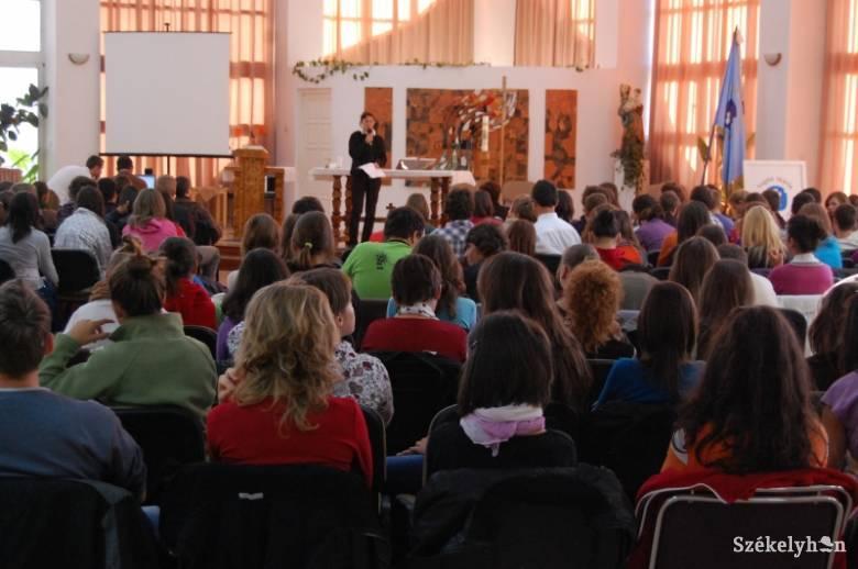 Iskolanapok a Segítő Mária Gimnáziumban