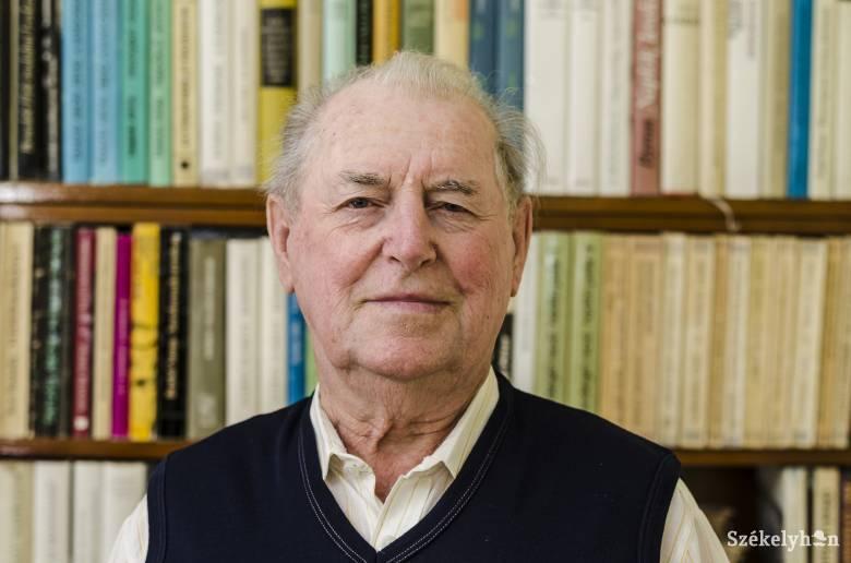 Elhunyt Fülöp Zoltán tanár, közíró