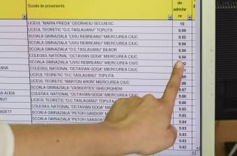 Közzétette a tanügyminisztérium a kilencedik osztályba jelentkezők első számítógépes elosztásának eredményeit