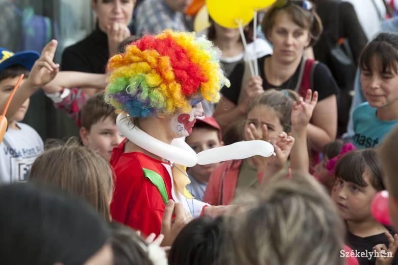 Színes gyereknapi rendezvények Csíkszeredában