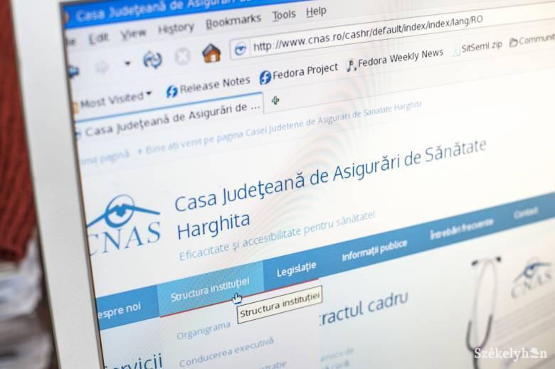 Online érdeklődik az egészségbiztosító a lakosság egészségügyi tapasztalatairól