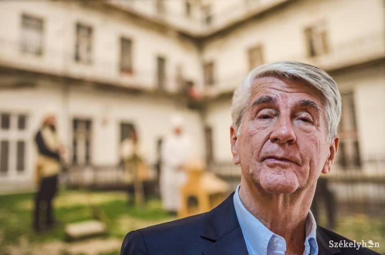 Korniss Péter magyar fotográfus kapja idén a Kriterion Koszorút