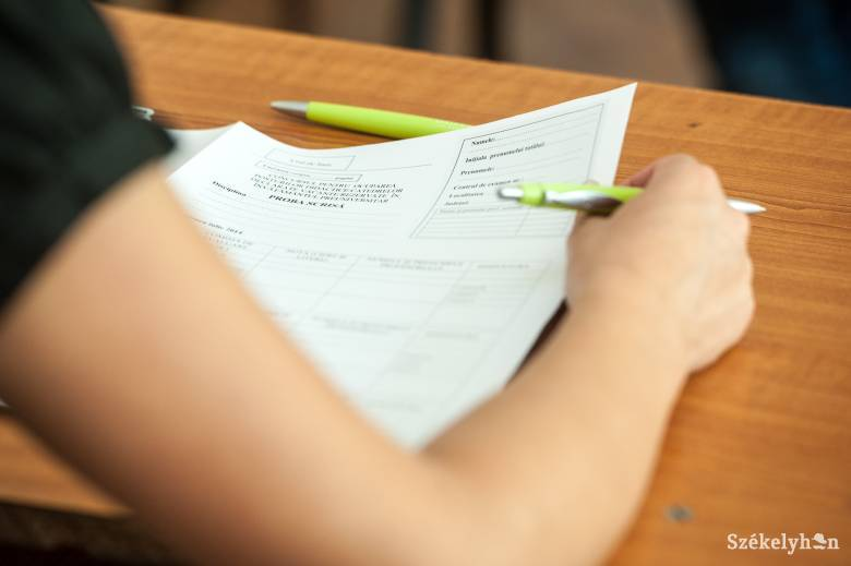 Hatvan százalékos az átmenési arány a tanári állásokra kiírt versenyvizsgán