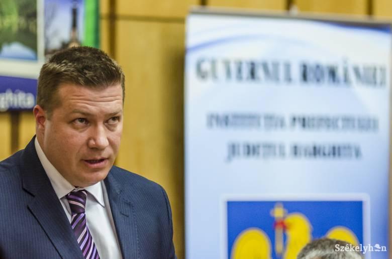 Nemzeti stratégiával szeretné a székelyföldi románok identitását megőrizni Hargita megye prefektusa
