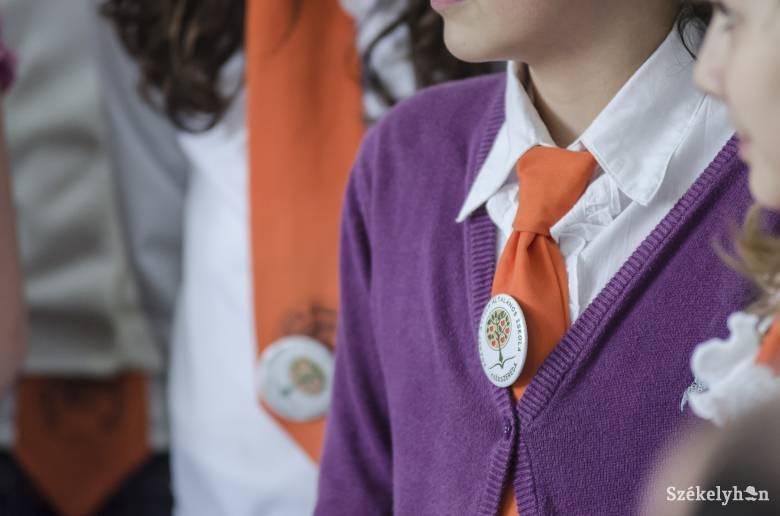 Szenátus: 350 lej jár az iskolai egyenruhára az állami iskolába járó diákoknak