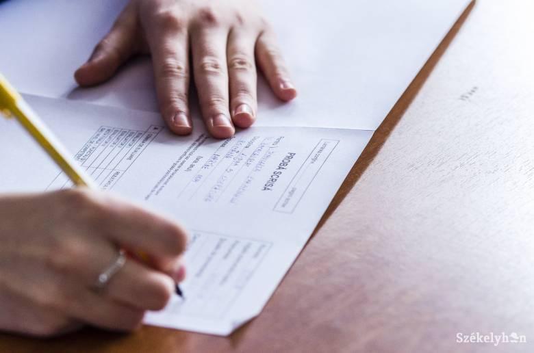 36 pótérettségizőt zártak ki csalási kísérlet miatt