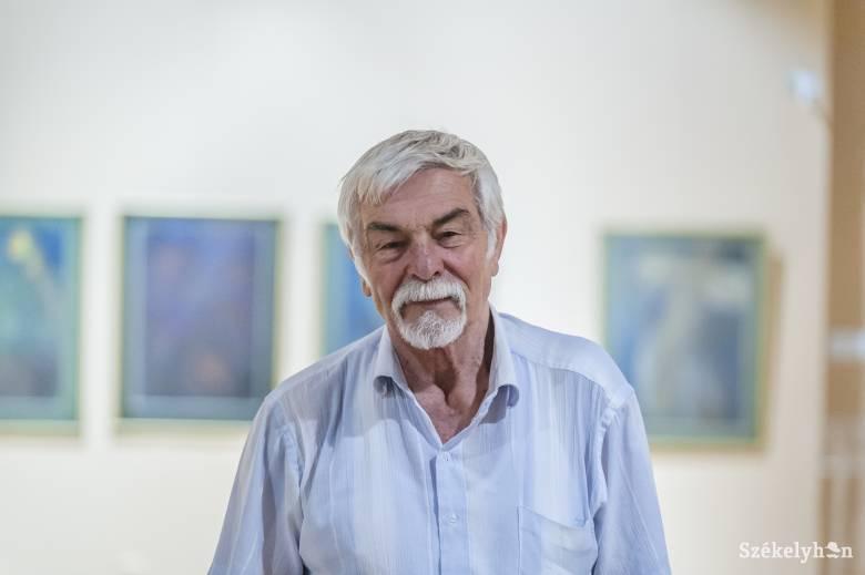 Márton Árpád: nem csak ábrázolni, hanem üzenni