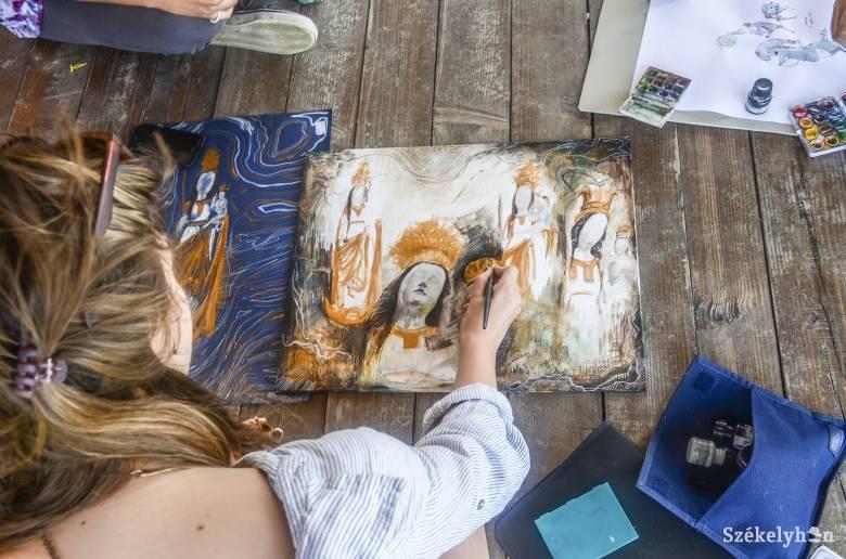 Tizedik alkalommal díjazzák az értelmi fogyatékosok művészi munkáit