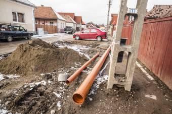 Románia lakosságának a fele nem fér hozzá a csatornázási rendszerhez