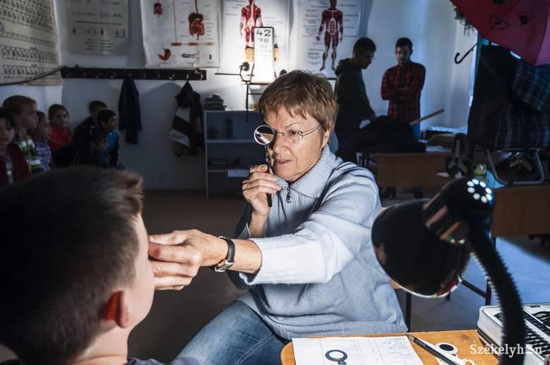 Ismét Erdélyben rendelnek az önkéntes orvosok