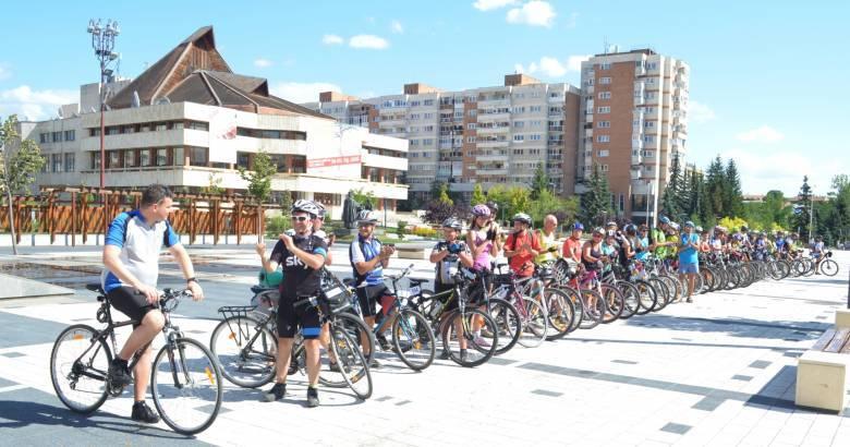 Kerékpártúrára hívnak a ferencesek