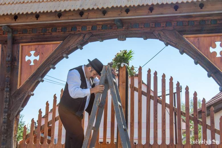 Hungarikummá válhatnak a székely kapuk