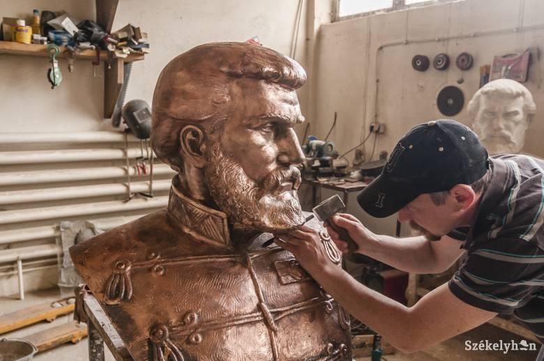 Gál Sándor-szobrot állítanak Csíkszentgyörgyön