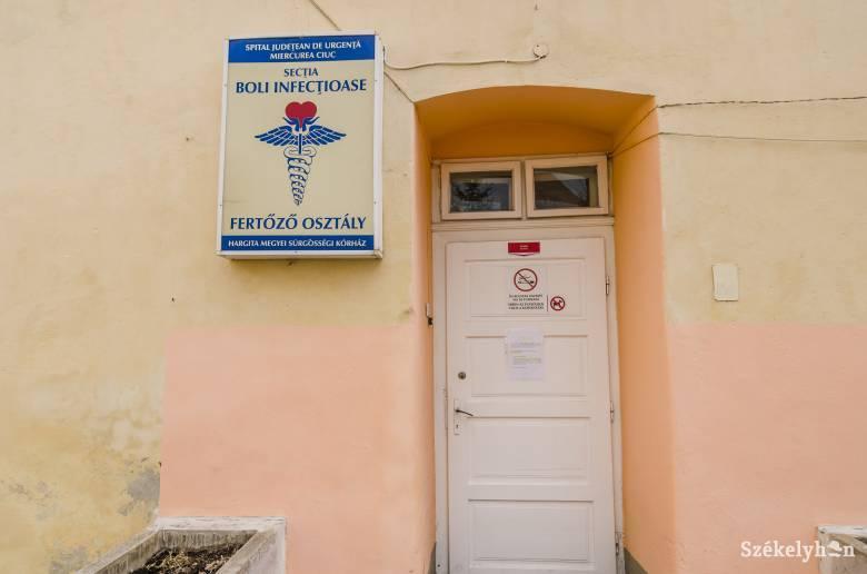 Újabb fejlesztésekre ad pénzt a kormány a Csíkszeredai Megyei Sürgősségi Kórháznak