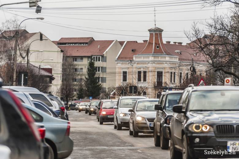 Városfejlesztési és közlekedési stratégiát készíttet Csíkszereda önkormányzata
