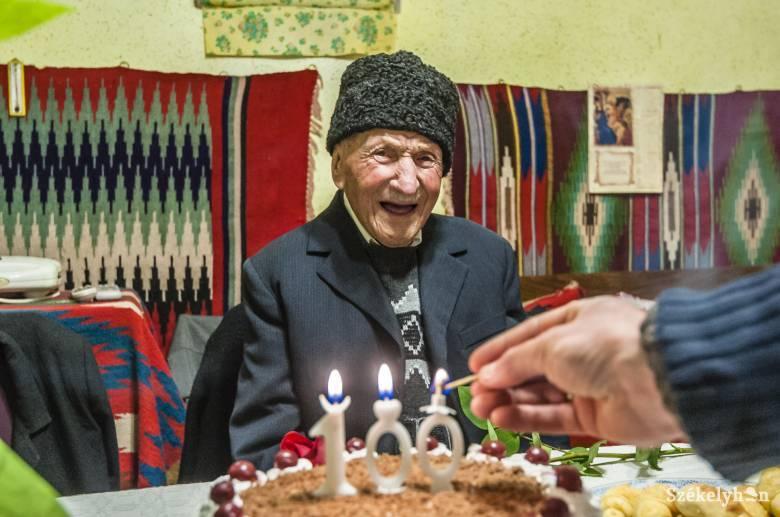 Tanács egy százévestől: dolgozni és imádkozni kell