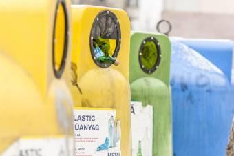 Az uniós átlagnál jobban teljesít Románia a műanyaghulladék újrahasznosítását tekintve
