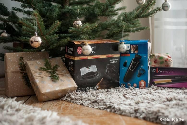 Egyre nagyobb összeget fordít karácsonyi ajándékokra a lakosság