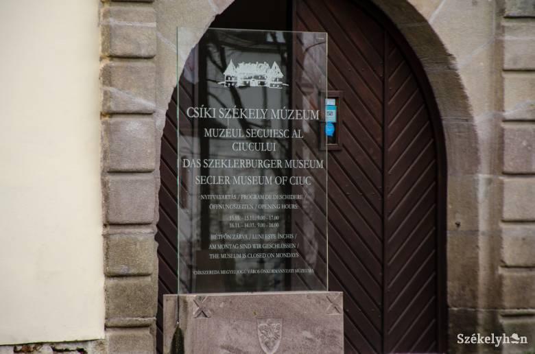 Újabb kiállítással jelentkezik a Csíki Székely Múzeum