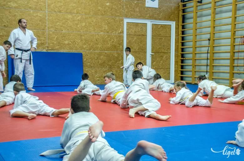 Esésiskola, fegyelem: nem durva sport a cselgáncs