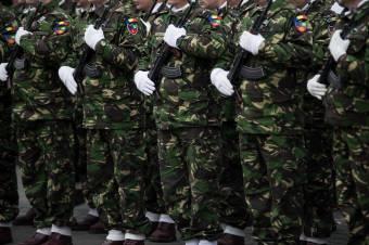 FRISSÍTVE – Öngyilkos lett egy katona a szamosfalvi kaszárnyában