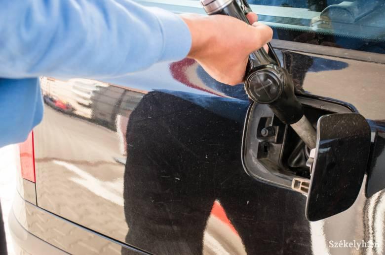Év eleji drágulás: újra a járvány előtti szinten az üzemanyagok ára