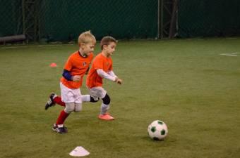 A mindenkinek örömet okozó foci