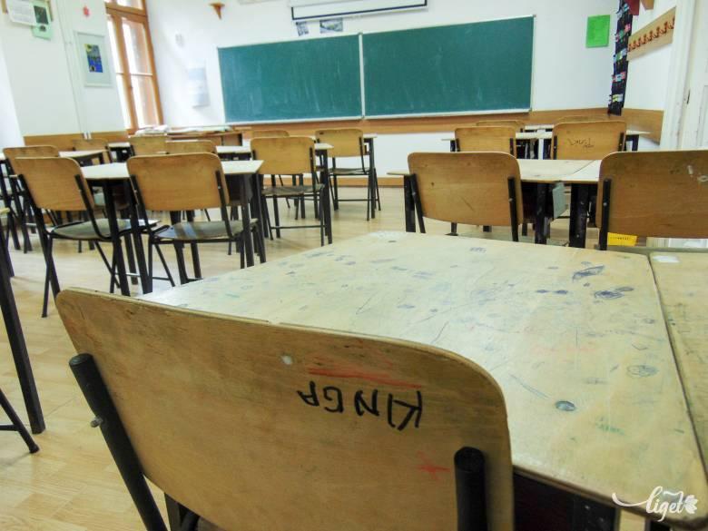 Az időjárás miatt felfüggesztették az oktatást Ojtozban