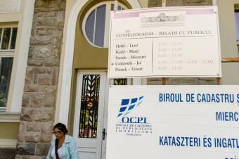 Káosz övezi az országos telekkönyvezést – a romániai birtokok kevesebb mint harminc százalékát táblázták be eddig