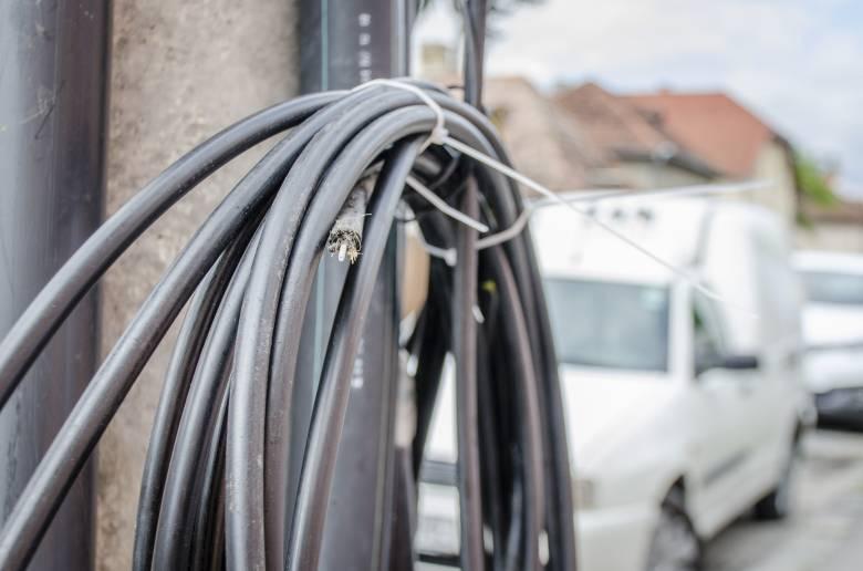 Elektromos kábeleket és lovakat loptak, 200 ezer lej az okozott kár értéke