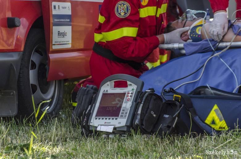 Három autóbalesetnél volt szükség a tűzoltók beavatkozására