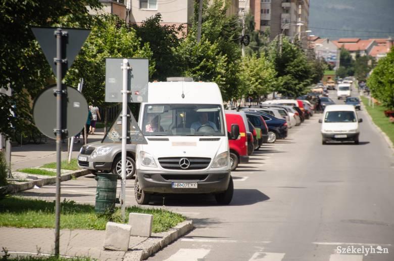 A buszok és a taxik előtt is le lesz zárva Csíkszereda a pápalátogatás miatt