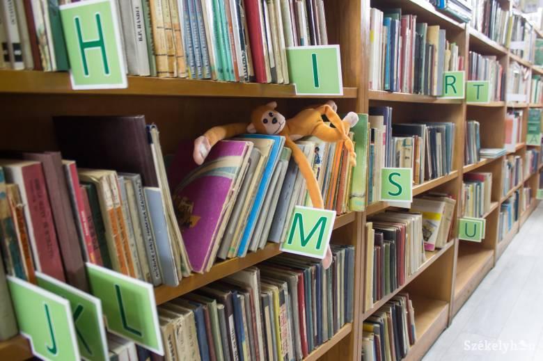 A Kájoni János Megyei Könyvtárban nincs vakáció