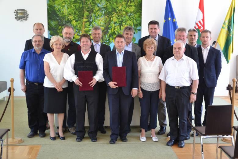 Testvértelepülési szerződést kötött Csíkszentmihály és Budapest XVI. Kerülete