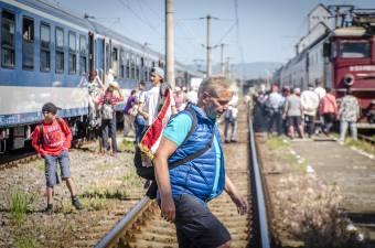 Teljes kapacitást ígér a román vasúttársaság a pápalátogatás idejére