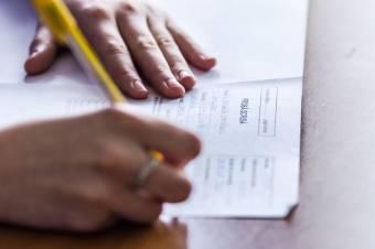 Megjelent a próba-képességvizsgán a nyolcadikosok 90 százaléka