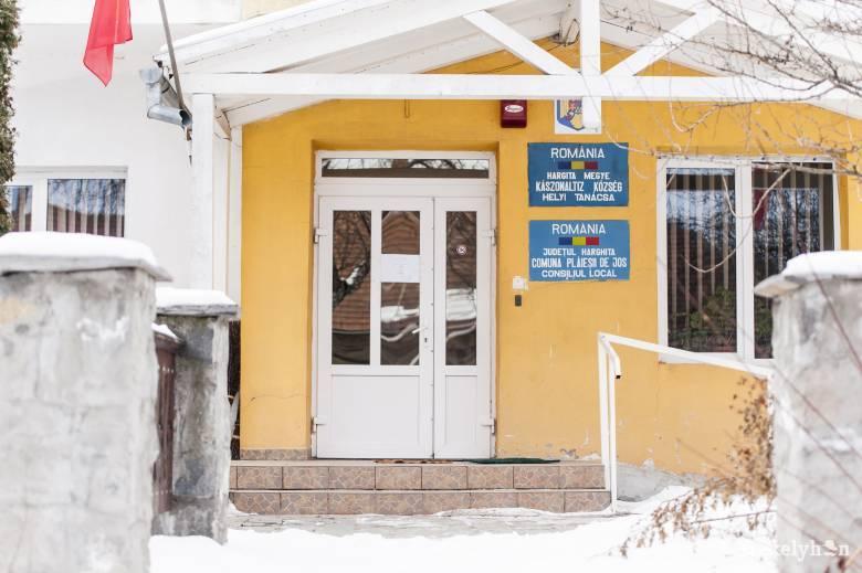 Harmincezer lejre bírságolták a kászonaltízi önkormányzatot