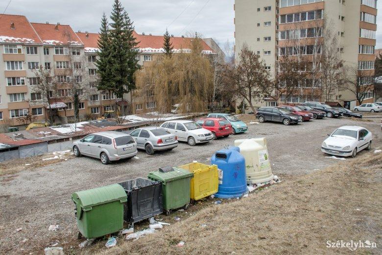 Többszintes parkolóház épül Csíkszeredában