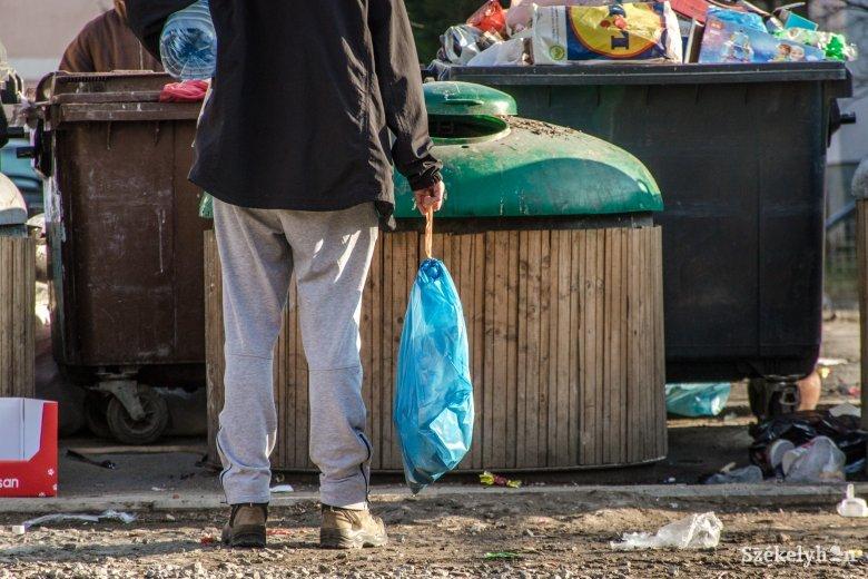 Szelektív hulladékgyűjtésre ösztönzik a szentgyörgyieket