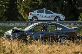 Halálos közúti baleset történt Gyimesfelsőloknál