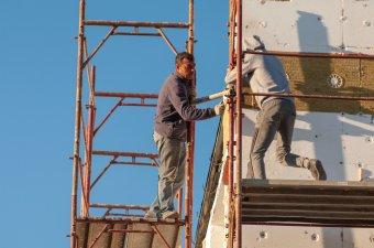 Újabb tömbházak hőszigetelésére lehet készülni Csíkszeredában