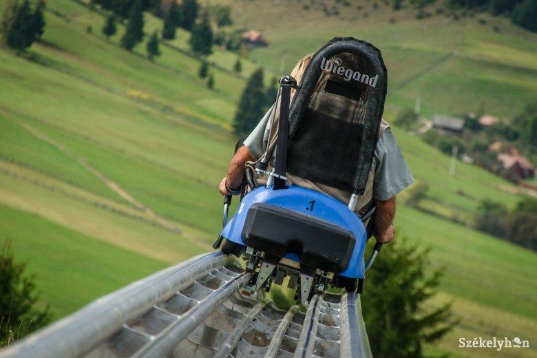 Újabb lépés az egész éves turistaszezon felé: bobpálya épül Borszéken