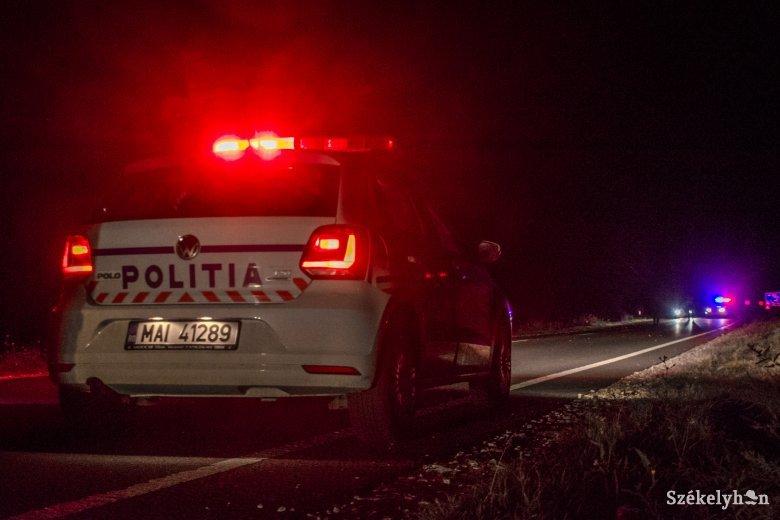 Székelyudvarhelyi férfi vesztette életét a balesetben