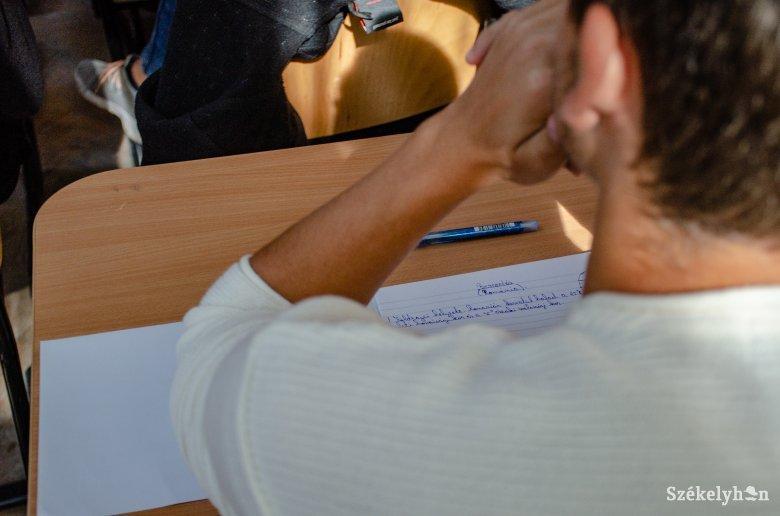 A korrupció megelőzéséről tanulnak a Maros megyei diákok