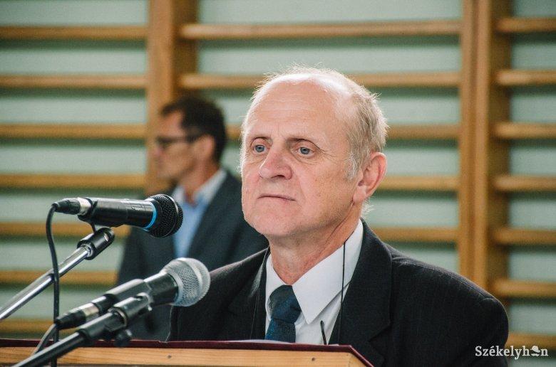 Nyugdíjba vonult Görbe Péter, Hargita megye főtanfelügyelője