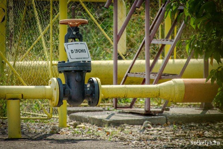 Tizenhárom székelyföldi településen építik ki a gázhálózatot