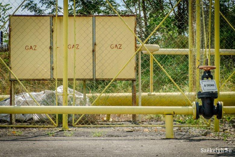 Újabb székelyudvarhelyi városrészt csatlakoztatnak az új gázhálózathoz
