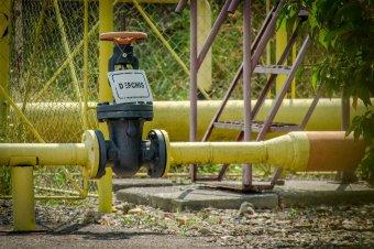 170 millió lejből építik ki tizenegy községben a gázhálózatot
